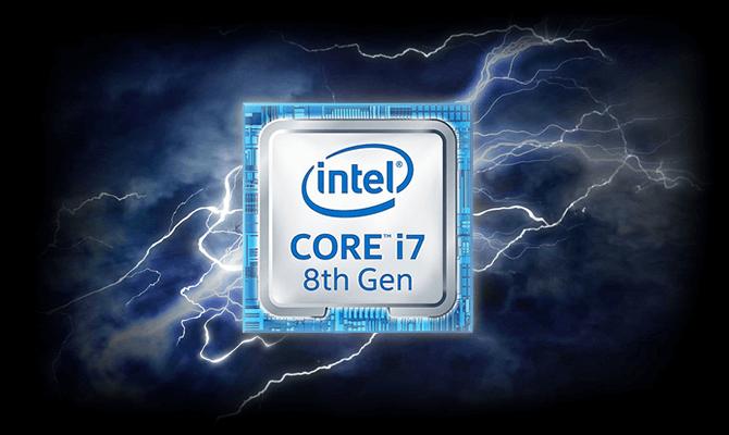 第8世代インテル Core i7