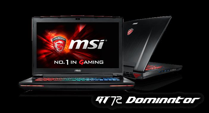 GT72S - MSIゲーミングノート   PC専門店のBTOパソコン アーク ...