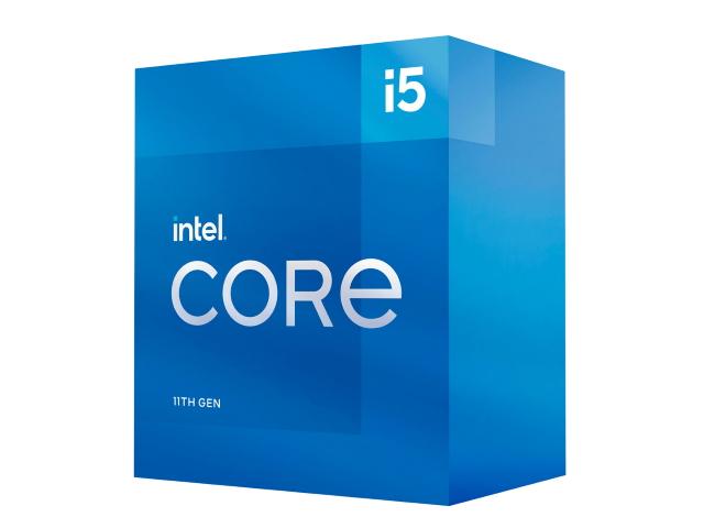 Core i5 11500 BOX 製品画像