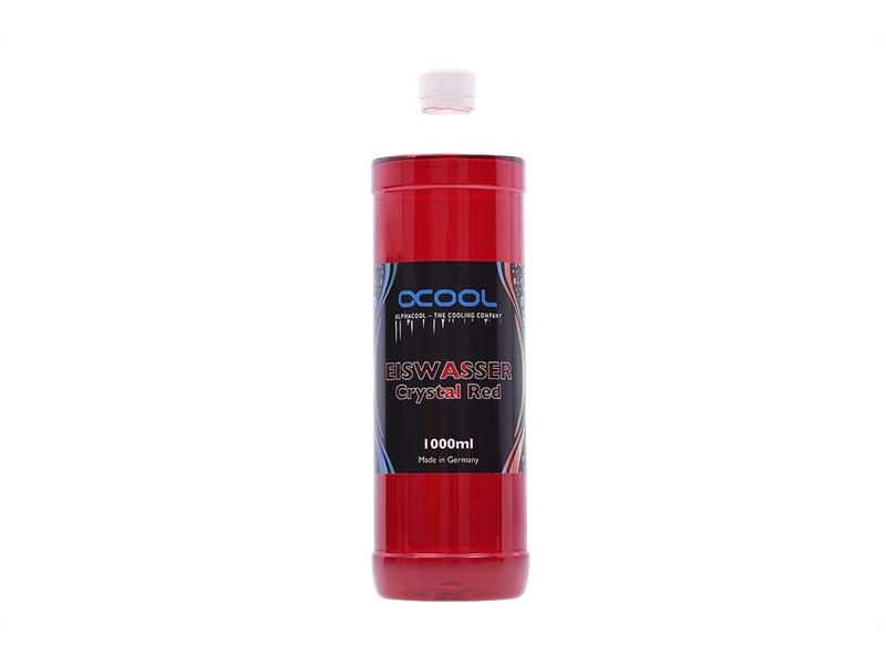 Alphacool 18549 Eiswasser Crystal Red