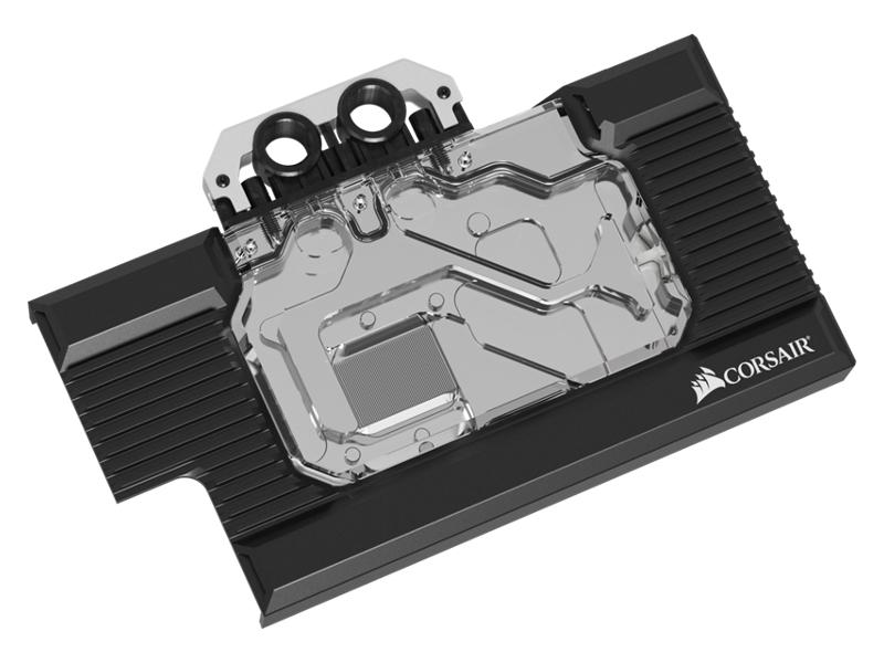Corsair Hydro X XG7 RGB GeForce RTX 2070 Graphics Card Water Block