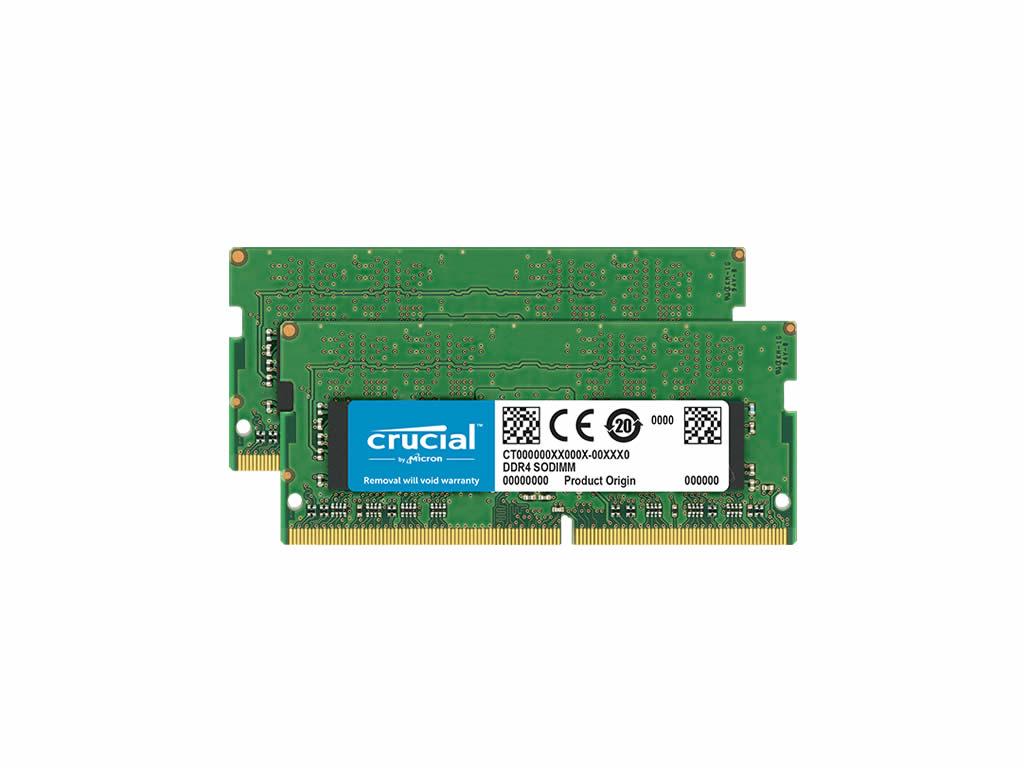CT2K8G4SFS832A [SODIMM DDR4 PC4-25600 8GB 2枚組]
