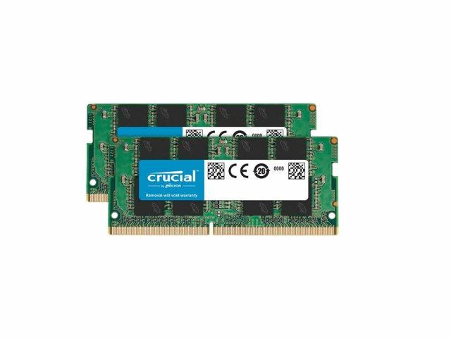 CT2K32G4SFD8266 [SODIMM DDR4 PC4-21300 32GB 2枚組]