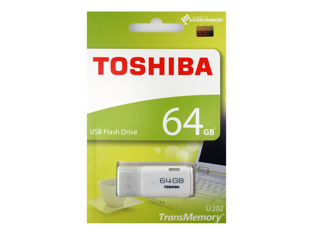 TransMemory THN-U202W0640A4 [64GB] 製品画像