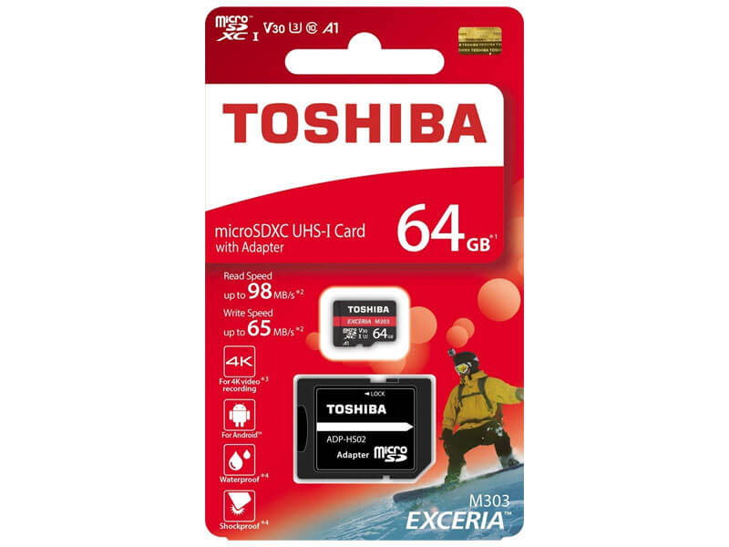 EXCERIA THN-M303R0640A2 [64GB] 製品画像
