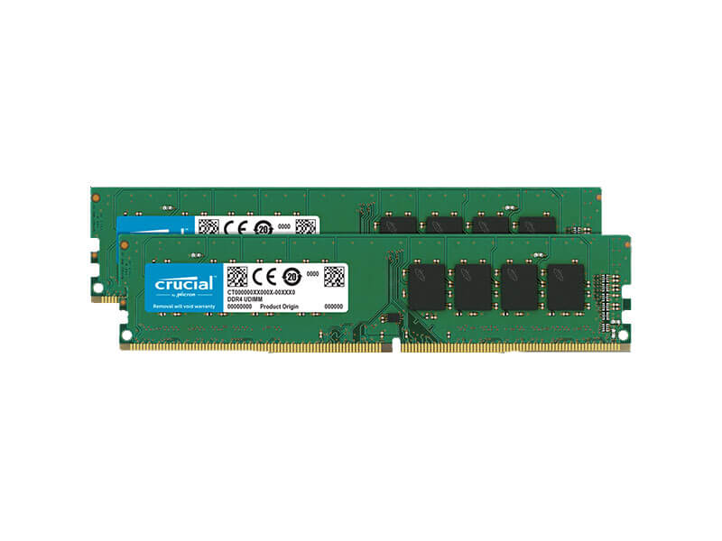 CT2K8G4DFS8266 [DDR4 PC4-21300 8GB 2枚組] 製品画像