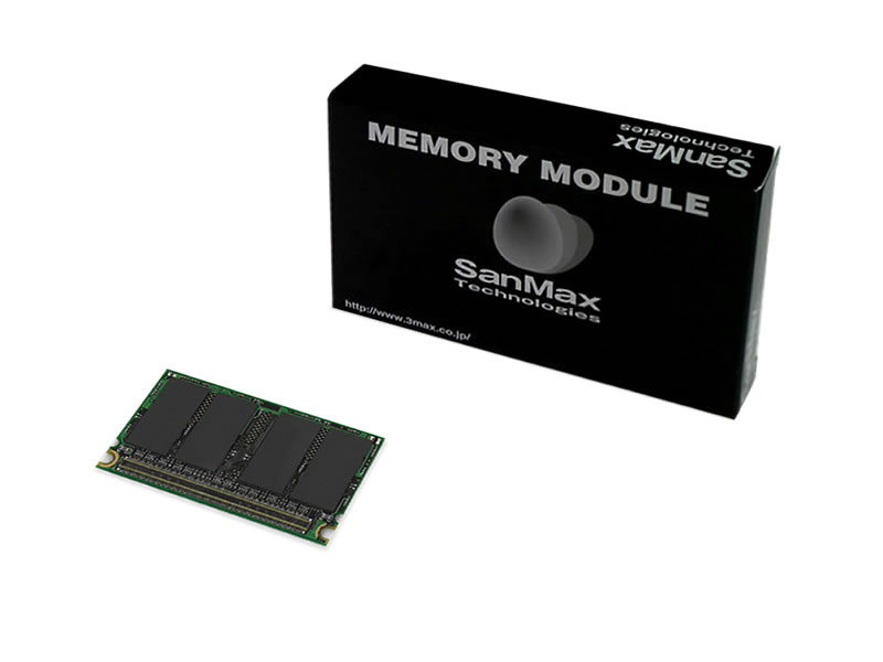 SMD-M4G26NP-13H DDR3MicroDIMM-1333 4GB
