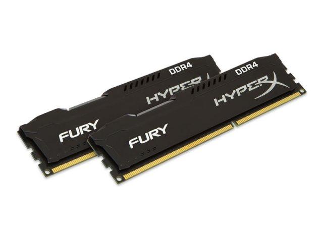 DDR4-3466 メモリー 16GB(8GBx2枚組) 7,678円 送料無料 Kingston HX434C19FB2K2/16 【arkアーク】