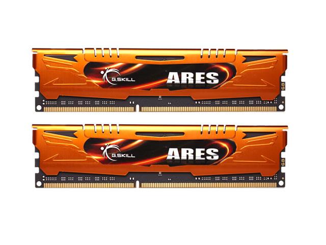 F3-1600C10D-16GAO [DDR3 PC3-12800 8GB 2枚組]