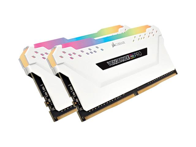 CMW16GX4M2C3000C15W [DDR4 PC4-24000 8GB 2枚組]