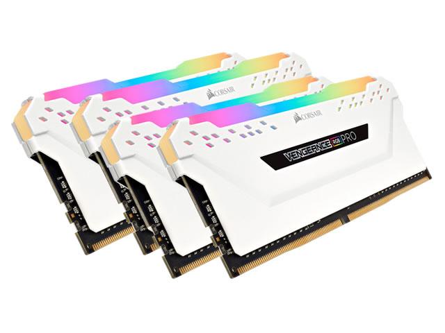 CMW32GX4M4A2666C16W [DDR4 PC4-21300 8GB 4枚組]