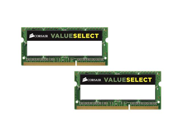 CMSO16GX3M2C1600C11 [SODIMM DDR3L PC3-12800 8GB 2枚組]