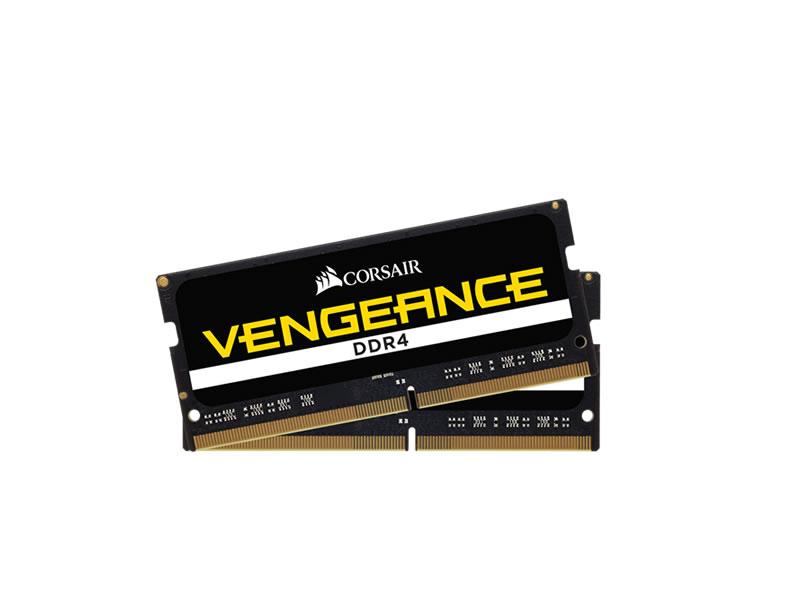 CMSX32GX4M2A2666C18 [SODIMM DDR4 PC4-21300 16GB 2枚組] 製品画像