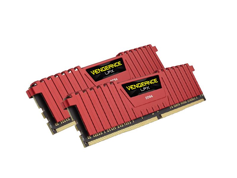 CMK16GX4M2A2400C16R [DDR4 PC4-19200 8GB 2枚組]