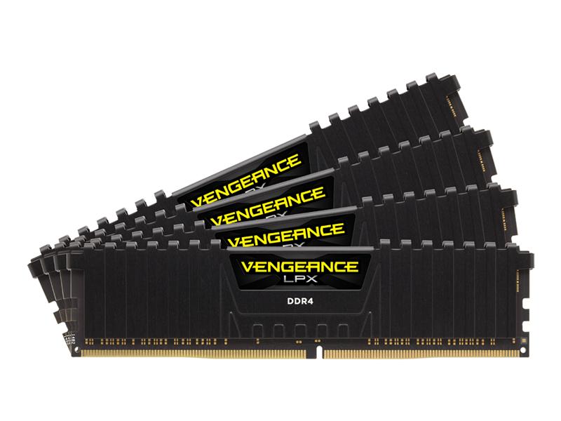 CMK64GX4M4B3600C18 [DDR4 PC4-28800 16GB 4枚組]