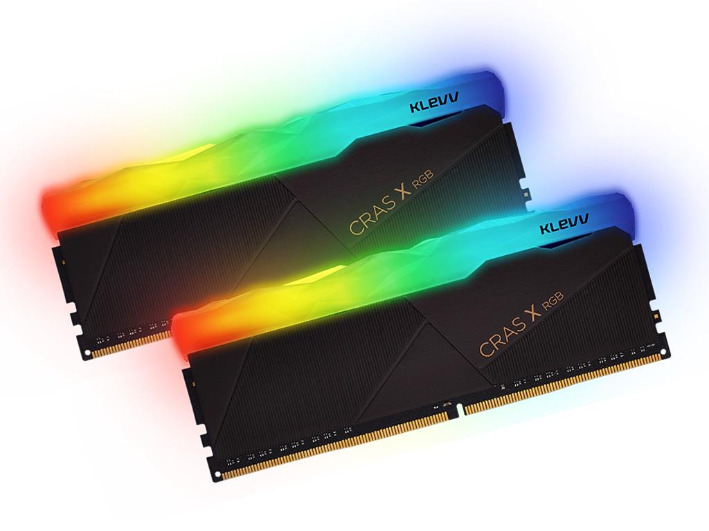 KLEVV KD48GU880-32A160X [DDR4 PC4-25600 8GB 2枚組] 製品画像