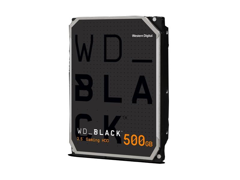 """Western Digital 1TB BLACK 3.5/"""" SATA 6GB//s 7200RPM Desktop Hard Drive"""