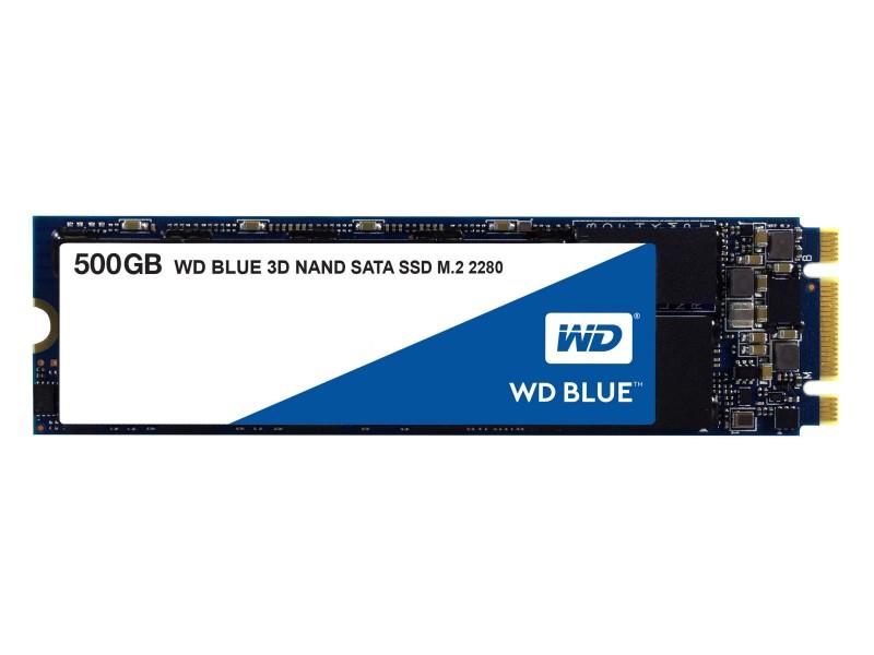 WD Blue 3D NAND SATA WDS500G2B0B