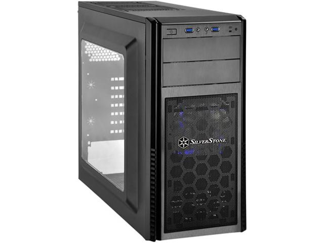 14e3008b62 SilverStone SST-PS11B-W 01 PCパーツ PCケース   電源ユニット PCケース