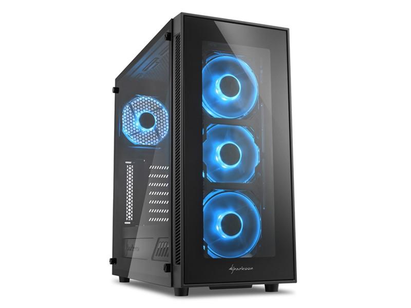 60b38228d2 Sharkoon SHA-TG5-GB 01 PCパーツ PCケース | 電源ユニット PCケース