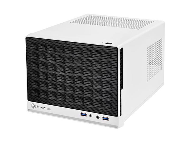 a3771fa4d9 SilverStone SST-SG13WB Sugo Mini-ITX対応、フロントメッシュ、ブラック ...