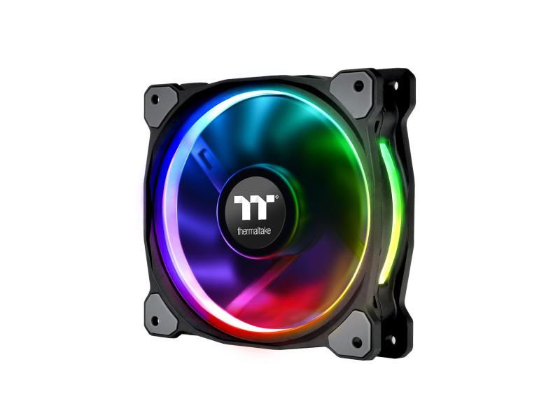 Riing Plus 12 RGB Radiator Fan TT Premium Edition CL-F054-PL12SW-A