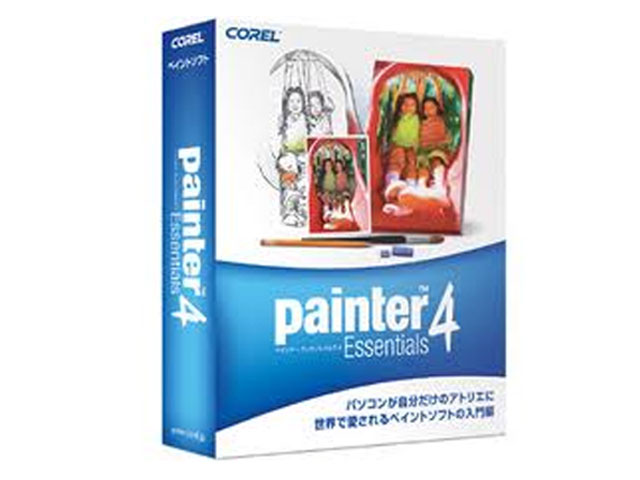 corel corel painter essentials 4 shop ark. Black Bedroom Furniture Sets. Home Design Ideas