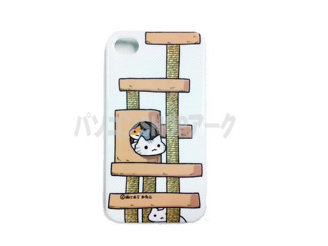 a3defd0cb4 icat iPhone4Sケース キャットタワー 01 モバイル 携帯端末アクセサリー関連 iphone関連
