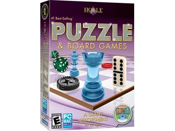 Hoyle Puzzle and Board Game 2011 for PC