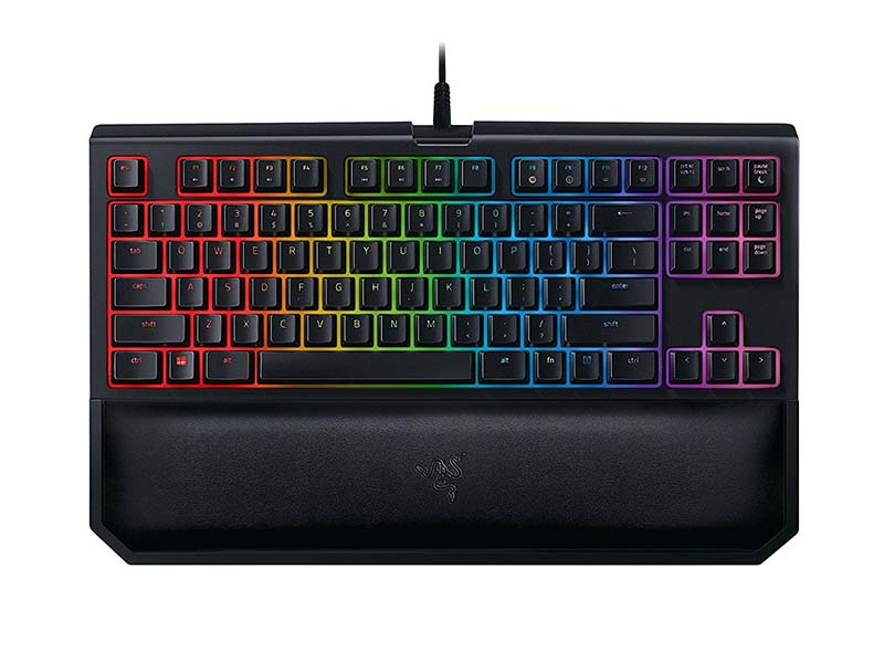 BlackWidow TE. Chroma V2 GRN ENG