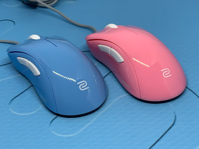 """/""""NEW/"""" BenQ ZOWIE EC1-B DIVINA Edition PINK Gaming Mouse Freeship/&Tracking"""