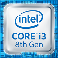 8th Gen Core i3