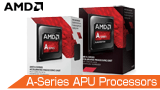 AMD A-Series APU Processors